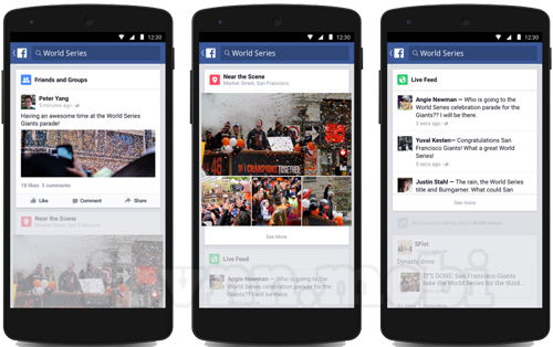 tai facebook ve may dien thoai android